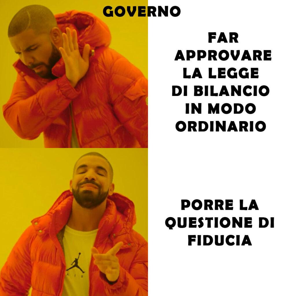 La legge di bilancio